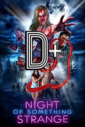 Night of Something Strange (2016) Review Poster