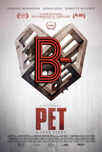 Pet (2016) Review Poster
