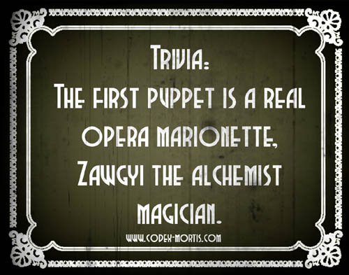 Did You Know 2: Puppetmaster (1989)