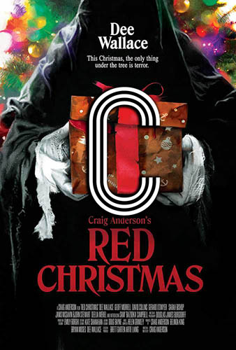 Red Christmas (2016) Review Poster