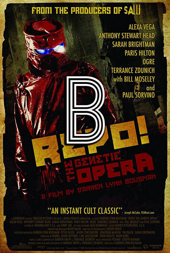 Repo! The Genetic Opera (2008) Review Poster