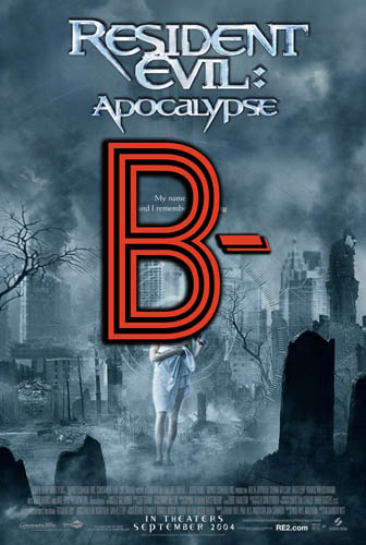 Resident Evil: Apocalypse (2004) Review Poster