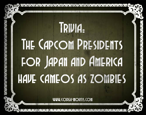 Did You Know 3: Resident Evil (2002)