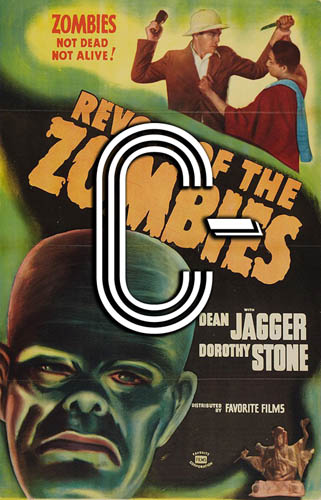 Revolt of the Zombies (1936) Review Poster