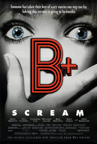 Scream (1996) Review Poster