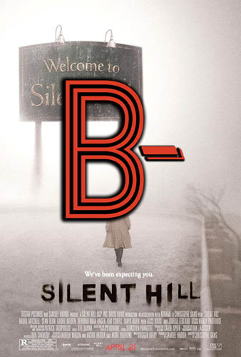 Silent Hill (2006) Review Poster