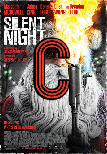 Silent Night (2012) Review Poster
