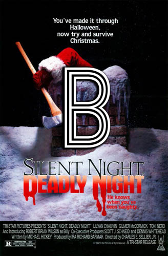 Silent Night, Deadly Night (1984) Review Poster