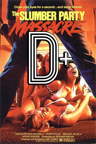The Slumber Party Massacre (1982) Review Poster