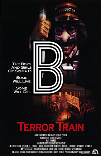Terror Train (1980) Review Poster
