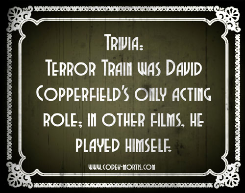 Did You Know 1: Terror Train (1980)