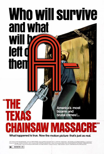 The Texas Chain Saw Massacre (1974) Review Poster