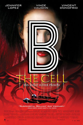 The Cell (2000) Review Poster