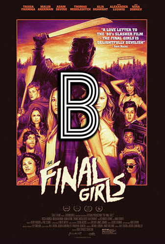 The Final Girls (2015) Review Poster