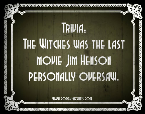 Did You Know 1: The Witches (1990)