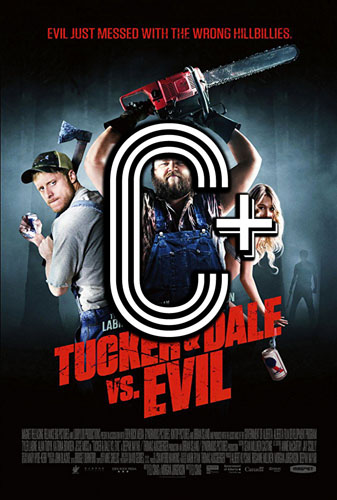 Tucker and Dale vs. Evil (2010) Review Poster
