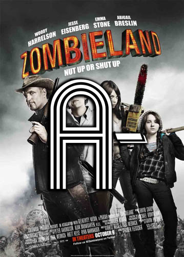 Zombieland (2009) Review Poster