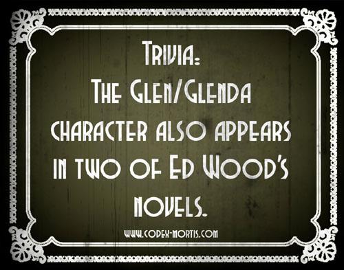 Did You Know 3: Glen or Glenda (1953)