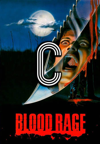 Blood Rage (1987) Review Poster