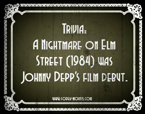 Did You Know 2: A Nightmare on Elm Street (1984)
