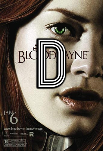 BloodRayne (2005) Review Poster