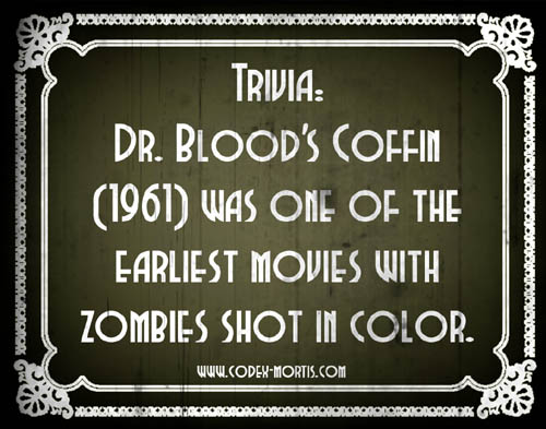 Did You Know 3: Dr. Blood's Coffin (1961)