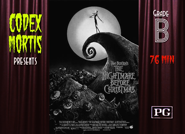 The Nightmare Before Christmas (1993) Review