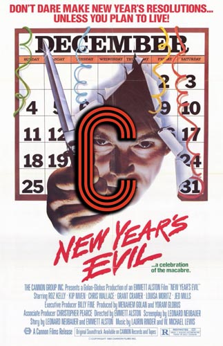 New Year's Evil (1980) Review Poster