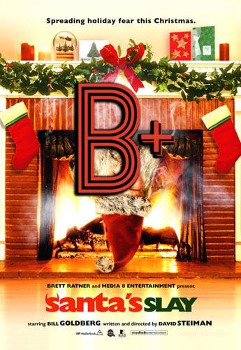 Santa's Slay (2005) Review Poster