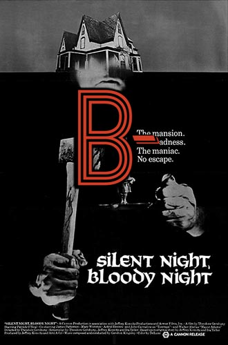 Silent Night, Bloody Night (1972) Review Poster