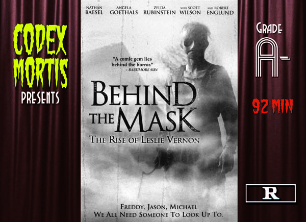 Behind the Mask (2006) Review: An Original Slasher