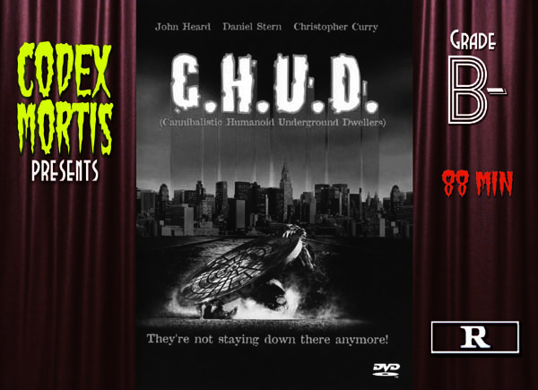 C.H.U.D. (1984) Review: Mutant Mystery
