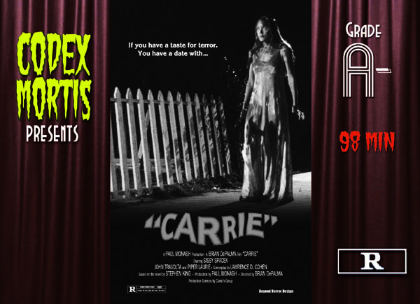 Carrie (1976) Review: Mother Knows Best