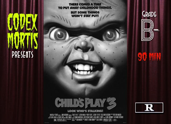Child's Play 3 (1991) Review: Chucky vs. the Army