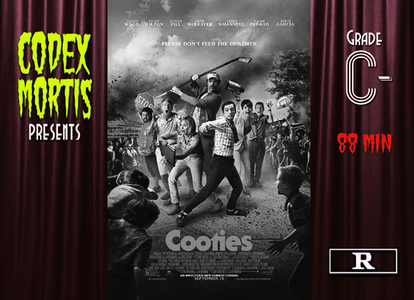 Cooties (2014) Review: Star-Studded Disappointment