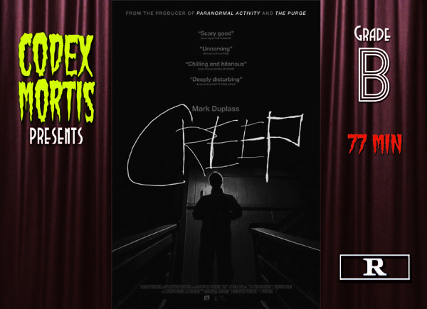 Creep (2014) Review: Unsettling Improvisation