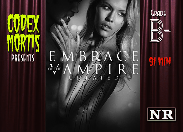 Embrace of the Vampire (2013) Review: Remake with Lesbian Vampires