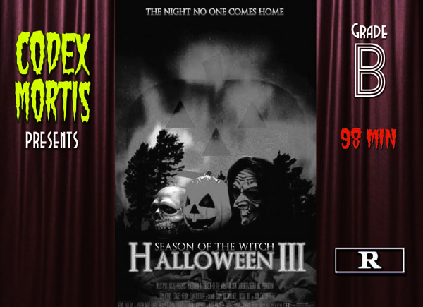 Halloween III: Season of the Witch (1982) Review: Not Bad