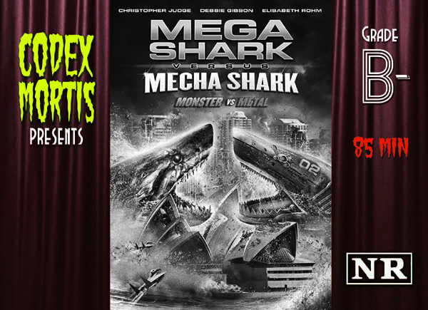 Mega Shark vs. Mecha Shark (2014) Review: Who Comes Up With These