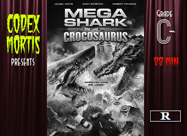 Mega Shark vs. Crocosaurus (2010) Review: Jaleel White vs. Giants