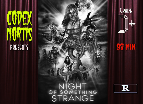 Night of Something Strange (2016) Review: Great Effects, WTF Plot