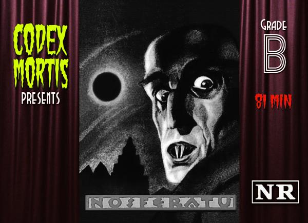 Nosferatu (1922) Review: Silent Classic