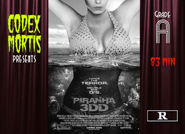 Piranha 3DD (2012) Review: Creature Feature Perfection