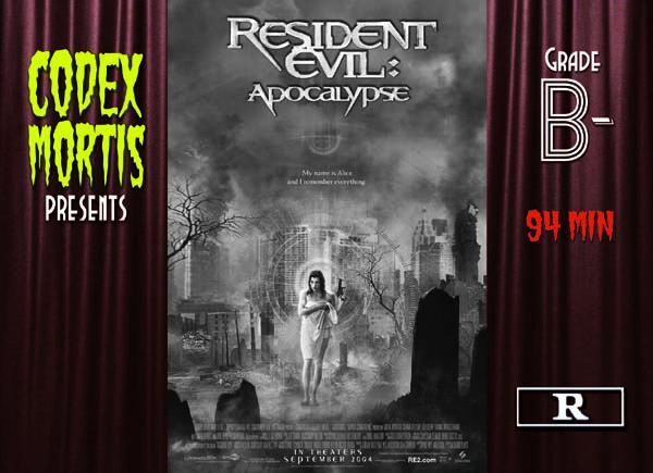 Resident Evil: Apocalypse (2004) Review: Actionx2, No Plot