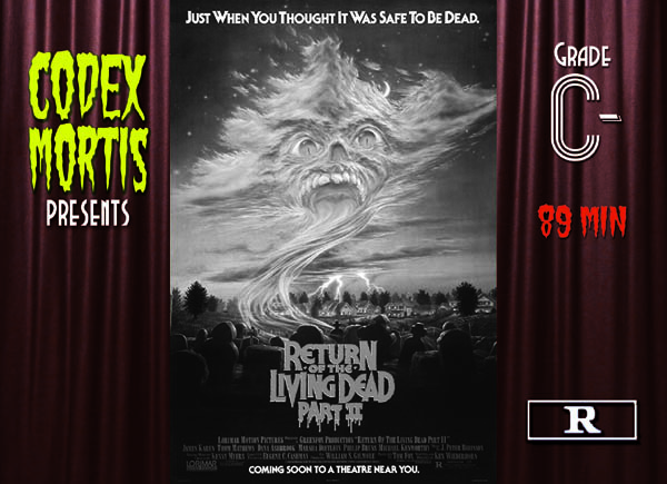 Return of the Living Dead II (1988) Review: Second Time Dud