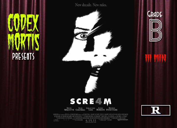 Scream 4 (2011) Review: A Worthy Ending