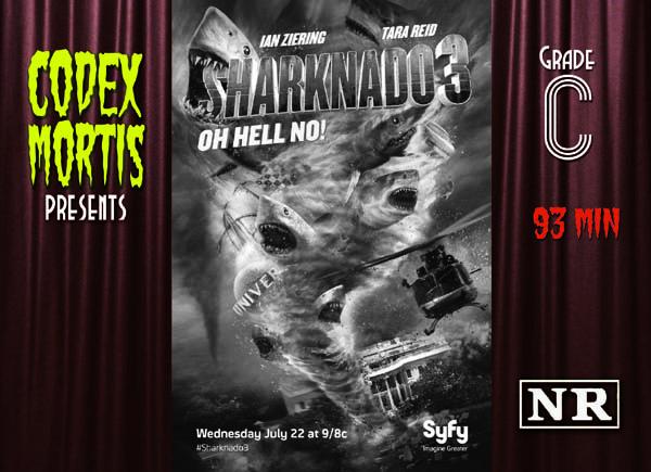Sharknado 3 (2015) Review: Better, Not Great