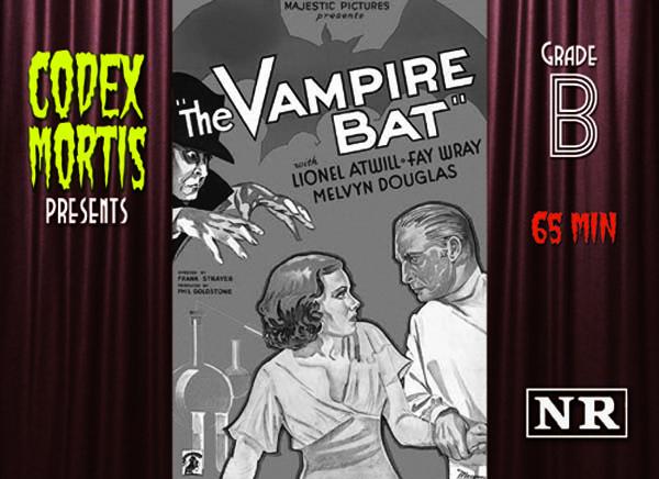 The Vampire Bat (1933) Review: Mob Mentality Kills