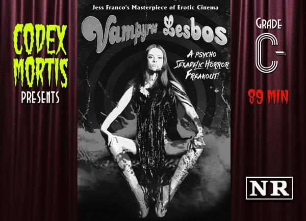 Vampyros Lesbos (1971) Review: Nudity & Not Much Else