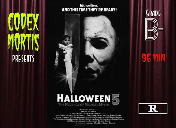 Halloween 5 (1989) Review